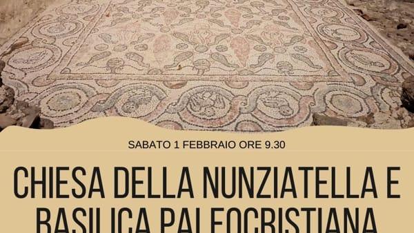 Visita alla Chiesa della Nunziatella e Basilica Paleocristiana