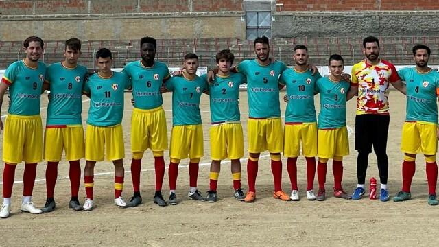 Promotion, Atletico Nissa corsaro to Misterbianco with Vaccaro's goal thumbnail