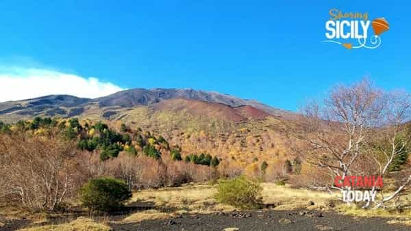 Etna in Autunno