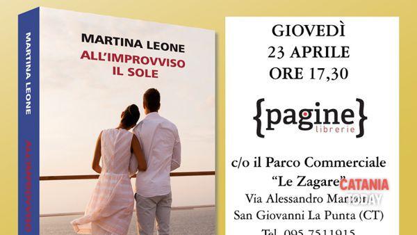"""Libreria Pagine,""""All'improvviso il sole"""""""