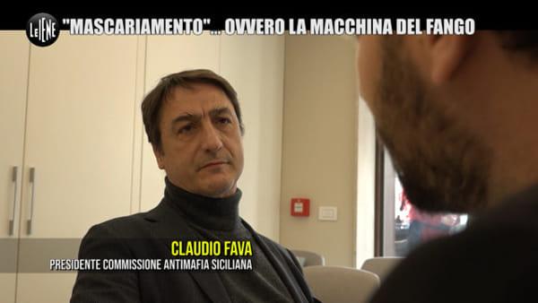 Caso Antoci, scontro tra Le Iene e Claudio Fava | Video