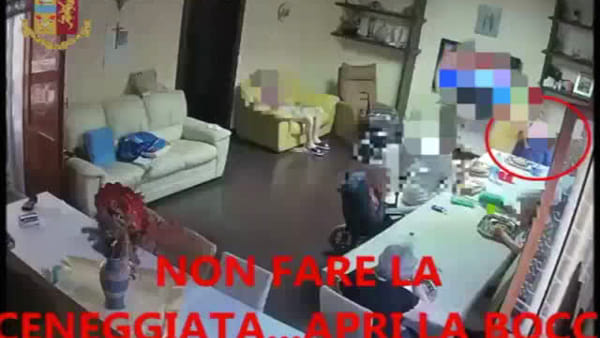 """Villa Francesca"", i maltrattamenti documentati 