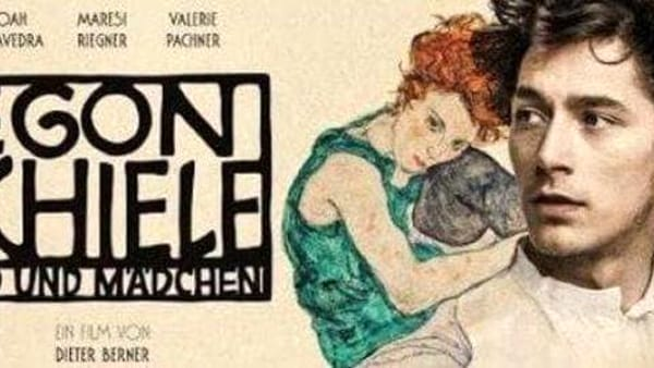 'Egon Schiele: Death and the Maiden' al Cinema Alfieri