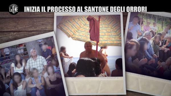 Abusi su minori, comincia il processo al santone Piero Capuana | Video