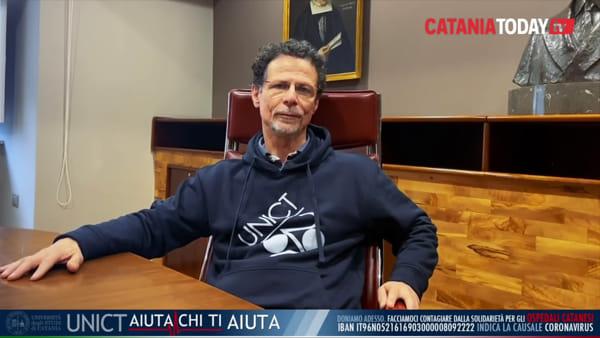 L'Università a sostegno degli ospedali catanesi |Video