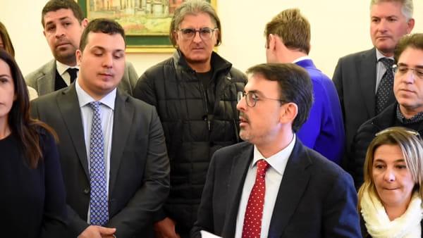 Puccio La Rosa è il nuovo coordinatore etneo di Italia Viva | Video