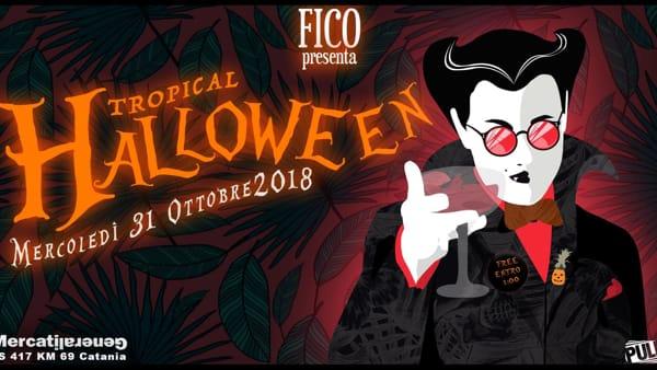 Free Tropical Halloween - Mercati Generali