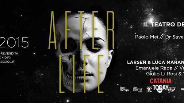 'After Life' il 31 ottobre al Barbara Disco Lab