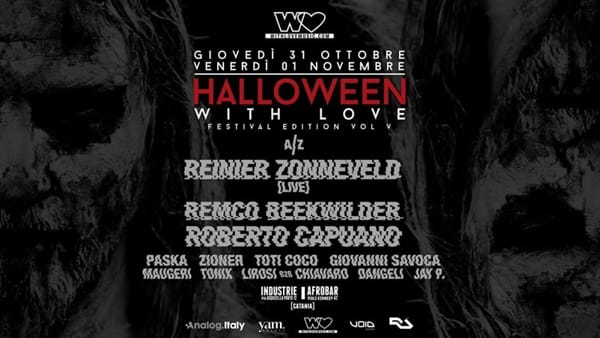 Halloween With Love Festival Edition Vol. V