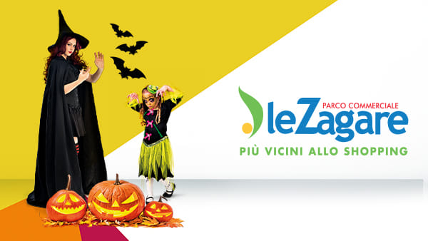 Halloween Party al Centro Commerciale Le Zagare
