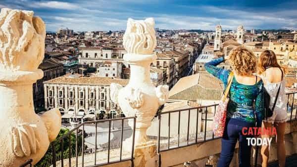 Catania dall'alto