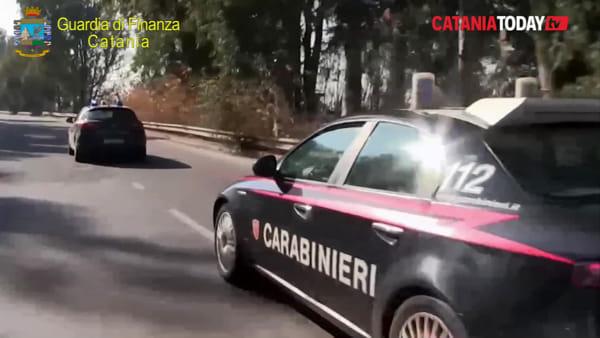 I beni sequestrati all'imprenditore Sergio Leonardi | Video