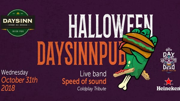 Halloween Party at Days Inn Pub