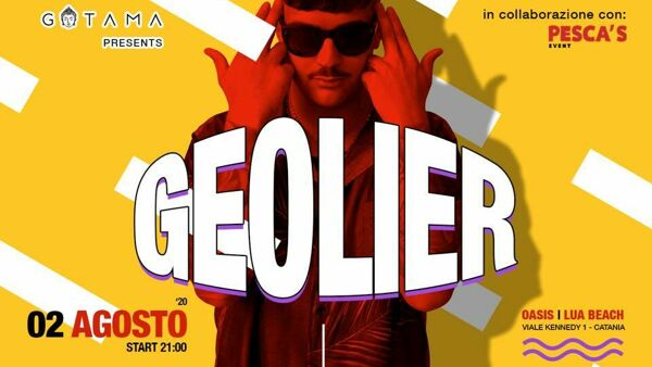 GEOLIER Live Tour