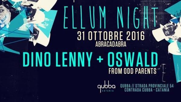 'Ellum Night' al Qubba per Halloween