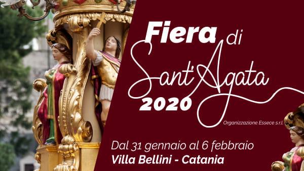 Fiera di Sant'Agata 2020
