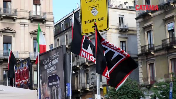 Elezioni Europee, Forza Nuova chude la campagna elettorale | Video