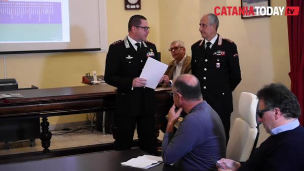 Presentata la nuova edizione del calendario dei carabinieri | Video