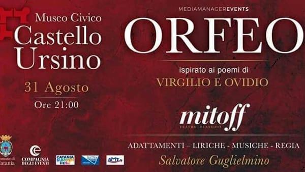 Orfeo - Mitoff - Teatro classico