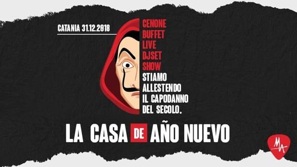 La Casa de Año Nuevo at MA Catania