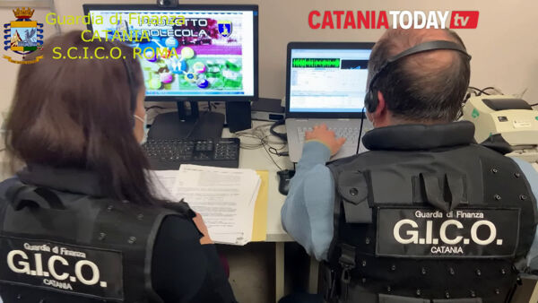 Sequestro di beni ad imprenditori vicini al clan Scalisi di Adrano | Video
