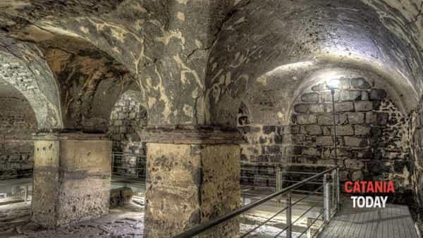Tour dell'acqua - Catania sutta e supra