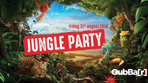 Jungle Party at Qubba
