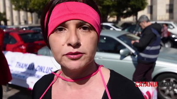 Festa delle donne, l'associazione Thamaia protesta contro il ddl Pillon   Video