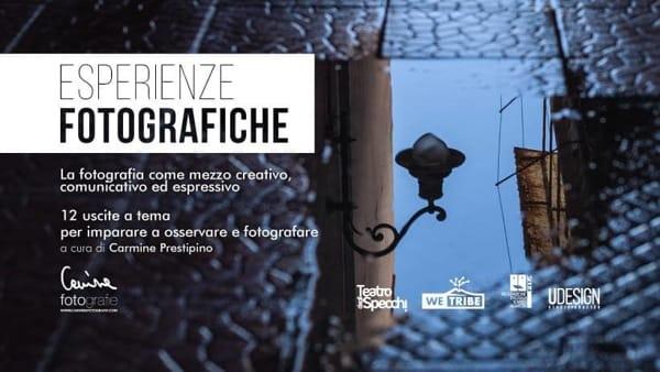 Corso 'Esperienze Fotografiche'
