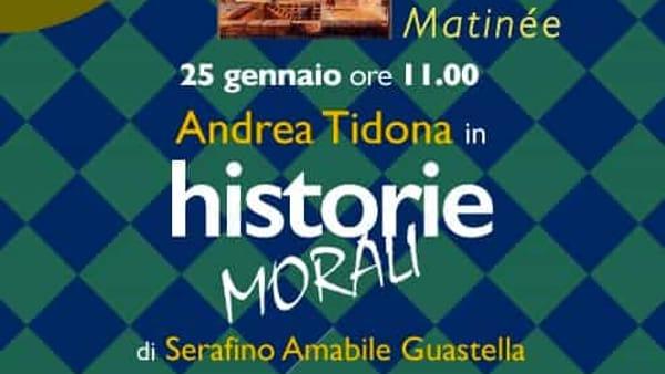 'Historie morali' alla Cappella Bonajuto