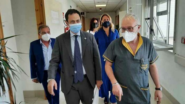"""Infections in Sicily are decreasing, Razza: """"We need to consolidate the results"""" thumbnail"""