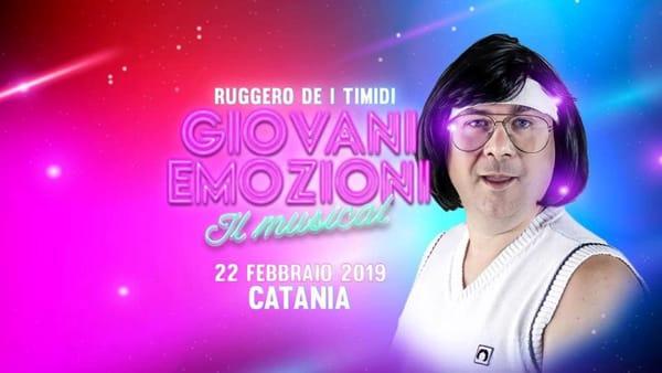 'Ruggero de I Timidi' al Teatro Ambasciatori