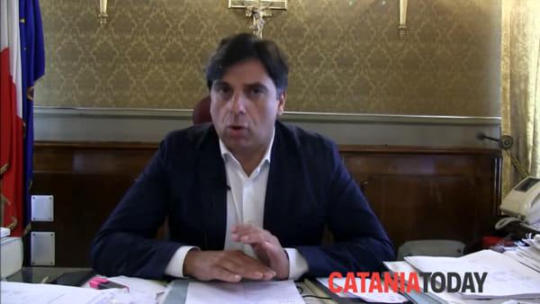 """Il primo anno del sindaco Pogliese tra dissesto e progetti: """"Bianco? Era arroccato nel Palazzo"""""""