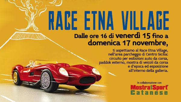 Race Etna Village al Centro Sicilia
