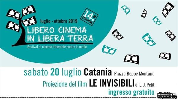 'Libero Cinema in Libera Terra a Catania'