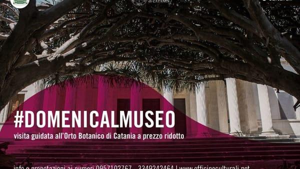 Domenica al Museo all'Orto Botanico