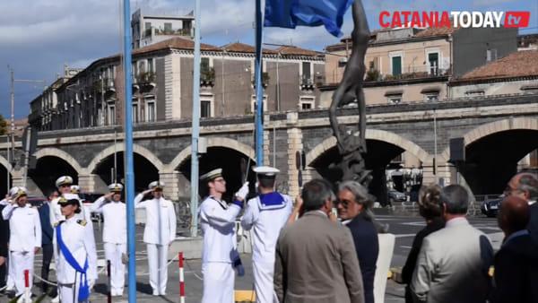 Giancarlo Russo è il nuovo comandante della Direzione Marittima Sicilia Orientale | Video