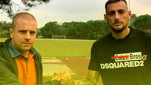 Serie D, Giarre strengthens the arrival of the striker Angelo Scalzone thumbnail