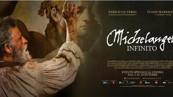 'Michelangelo - Infinito' all'Alfieri