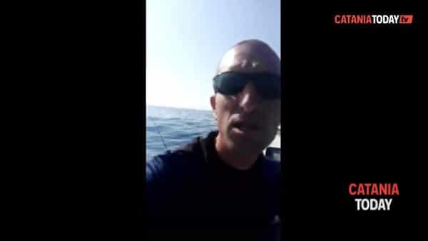 Il mare di Catania è invaso dalla plastica | Video