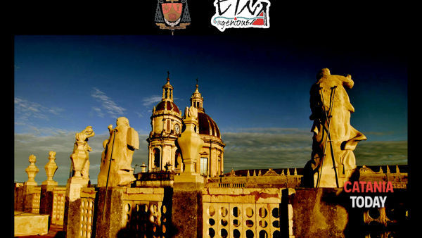 Terrazza barocca, il primo appuntamento alla Chiesa Badia di Sant'Agata