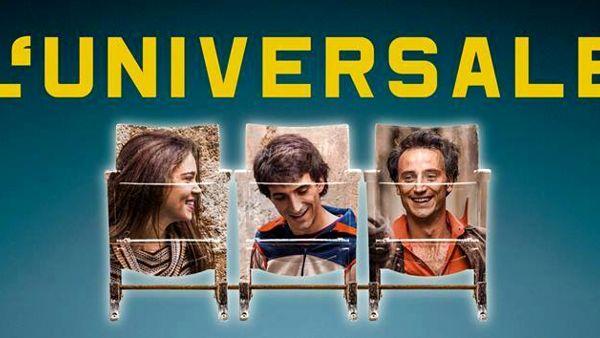 Proiezione del film 'L'Universale' al King Multisala Cinestudio