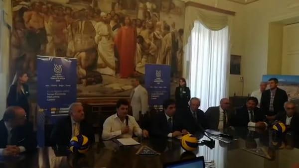 A Catania le qualificazioni per il volley femminile in vista di Tokyo 2020 | Video