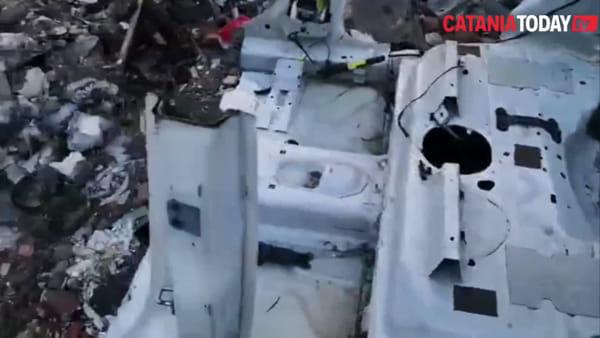 Lettori: Ognina, auto smantellate e rifiuti speciali | VIDEO