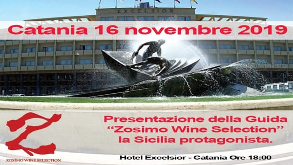 Zosimo Wine Selection a Catania