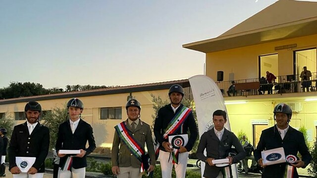 The Sicilian stage of the Italian Champions Tour is over thumbnail