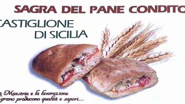 Sagra del pane condito a Castiglione di Sicilia