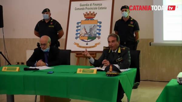 La trattativa per l'acquisto del Calcio Catania rischia di sfumare: arrestato il vice della Sigi | Video