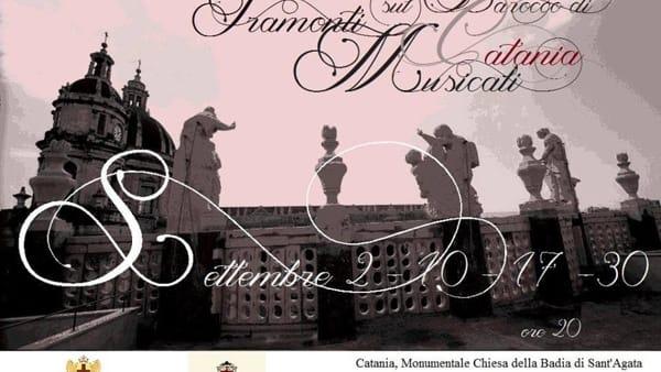 Tramonti Musicali sul Barocco di Catania