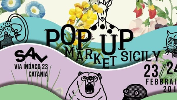 Pop Up Market Sicily • SAL
